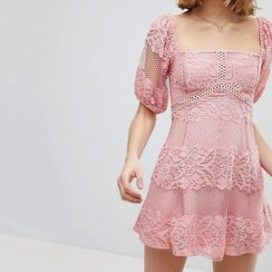 Free People Be Your Baby dress
